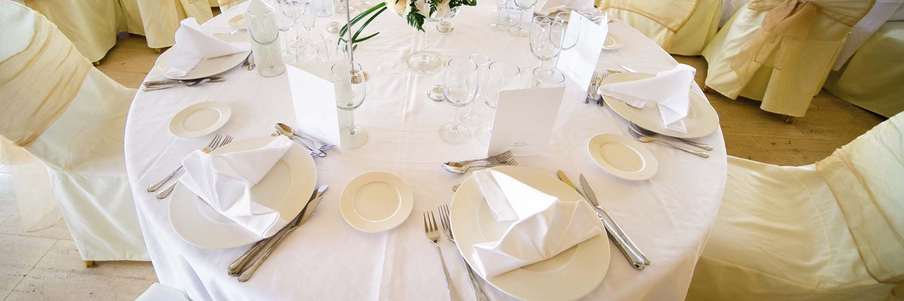 Tablecloth Hire